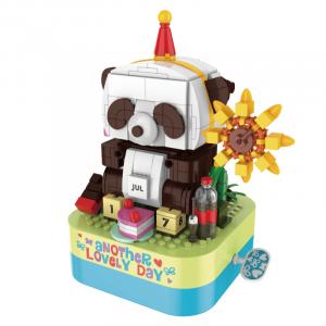 Music Box Panda