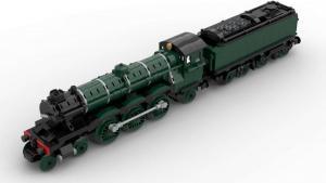 Flying Scotsman Lokomotive