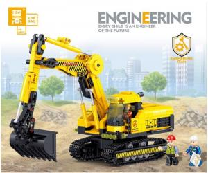 Excavating Machinery