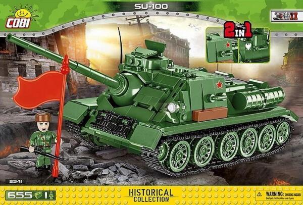 Panzer SU 100