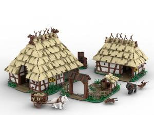 Medieval farmhouse