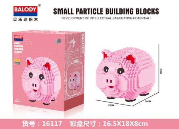 Pig (diamond blocks)