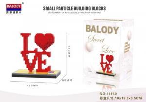 Love (diamond blocks)
