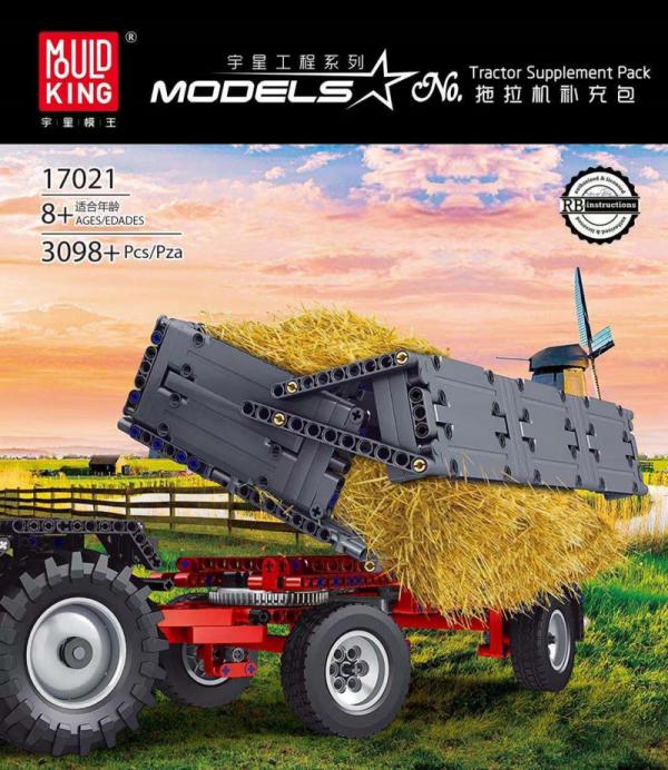 Traktor-Zusatzpaket