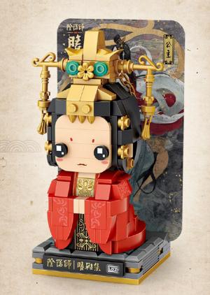 Princess (mini blocks)