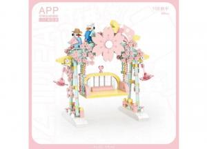 Sakura Swing (mini blocks)