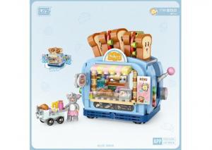 Bäckerei (mit kleiner Figur) (mini blocks)