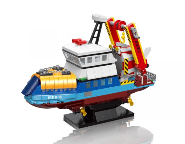 Polarforschungsschiff