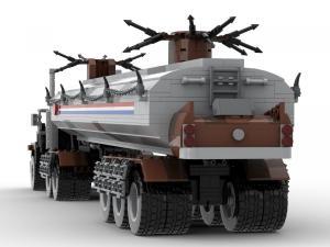 großer Apokalypse Truck