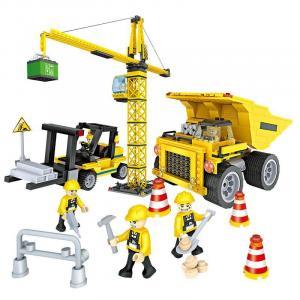 Construction site play set