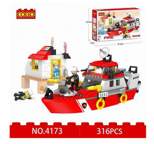 Feuerwehrlöschboot
