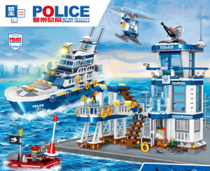 Water Police Headquarters