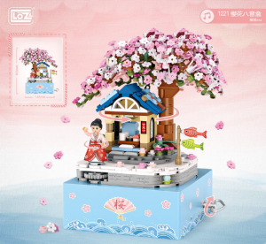 Sakura (mini blocks)