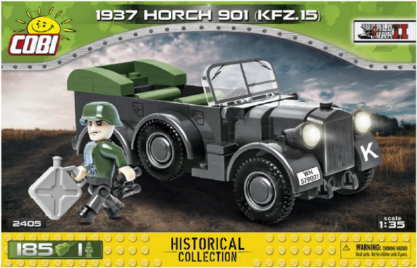 Vehicle 15 Horch 901 (1937)