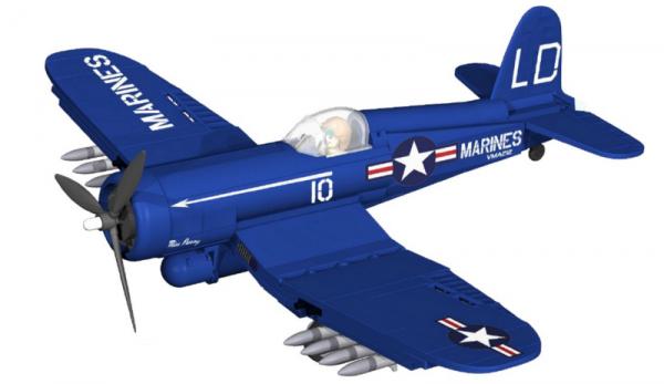 Vought AU-1 Corsair (Koreakrieg)