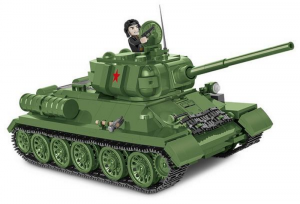Russian main battle tank T-34/85