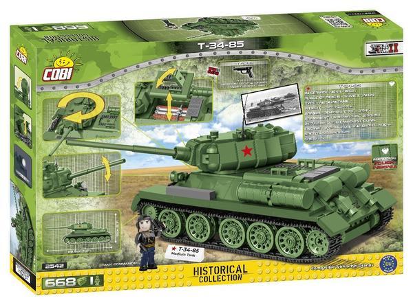 Russian main battle tank T-34/85