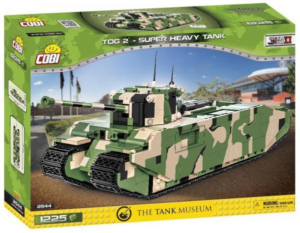 Britischer TOG 2 superschwerer Panzer