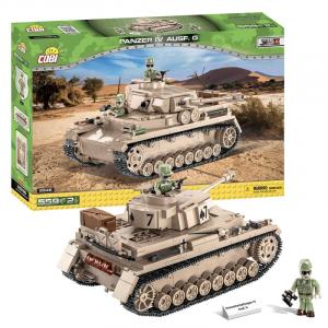 DAK Armoured Fighting Vehicle IV Ausf.G