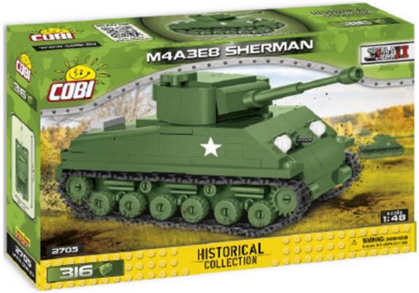 Panzer M4A3E8 Sherman (Easy Eight)
