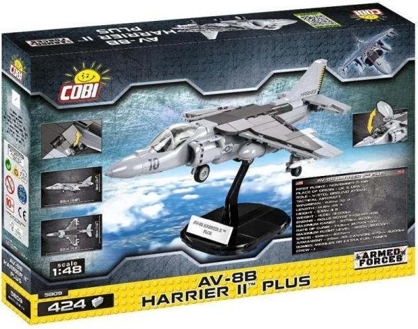 Kampfflugzeug AV-8B Harrier II Plus