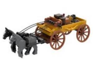 Western Transport Cart