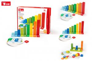 Early Math Set  (119 Bricks + 10 Cards)