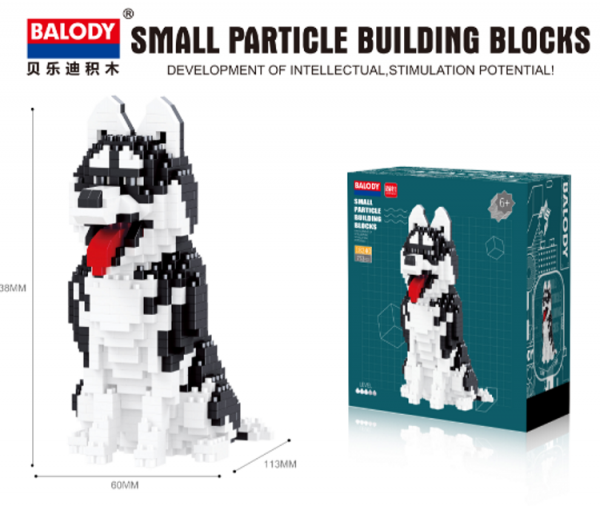 Husky (diamond blocks)