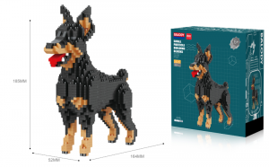 Pinscher (diamond blocks)