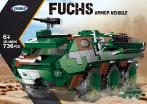 Fuchs, Bundeswehr