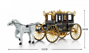 Royal Carriage with Horse
