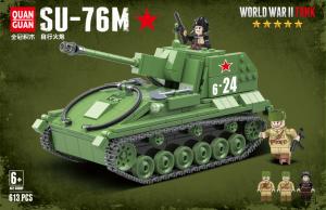 Tank SU-76M