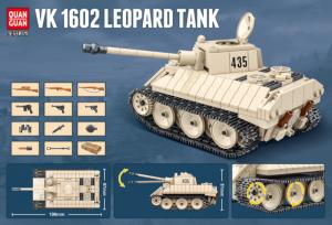 VK 1602 Leopard Tank