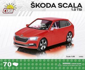 Skoda Scala 1.0 TSI rot