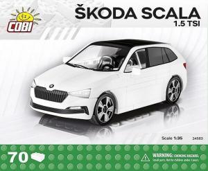 Skoda Scala 1.0 TSI weiß