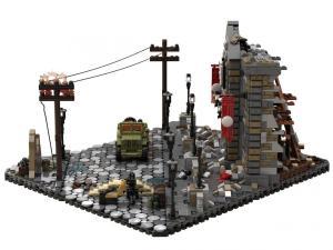 Diorama: Battle of Berlin