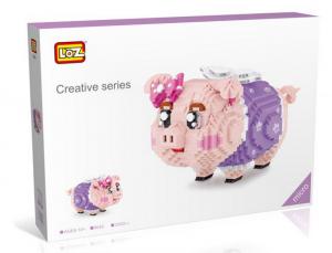 Piggy bank (mini blocks)
