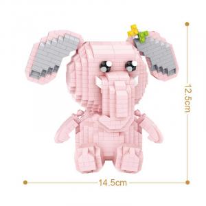 Elefant (diamond blocks)