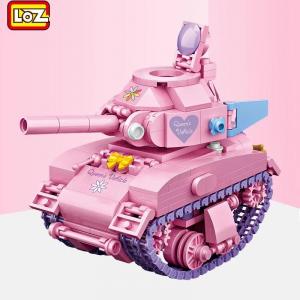 Sherman Tank (mini blocks)