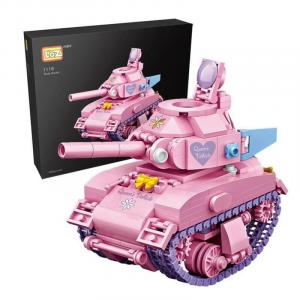 Sherman Panzer (mini blocks)