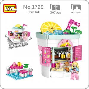 Drinks shop (mini blocks)