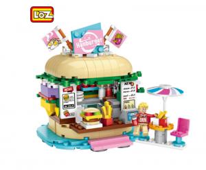 Burger Shop (mini blocks)