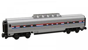 USA Kuppelwagen grau schwarz