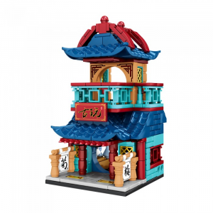 Antike Mini-Modellreihe: Antiquitätengeschäft