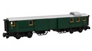 Gepäckwagen dunkelgrün