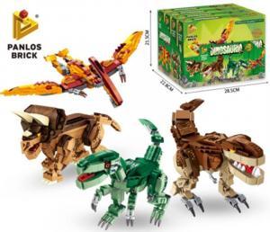 Dinosaurier 4 Formen