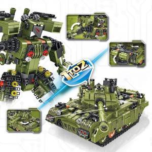 Panzer 2 Formen in grün