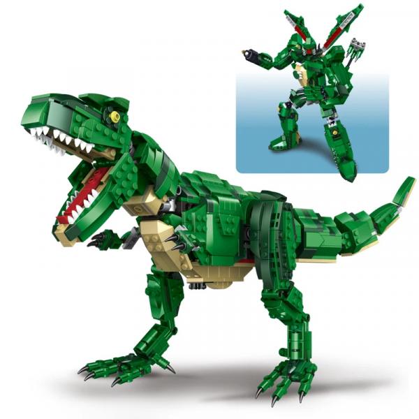 Tyrannosaurus  (2in1 Set)