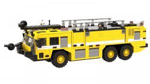 US Flughafen Feuerwehr