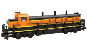 US Shunting Locomotive